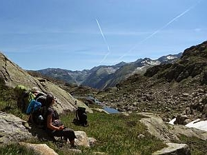ascetics, meditation and down to earth mystique holidays in the Pyrenees