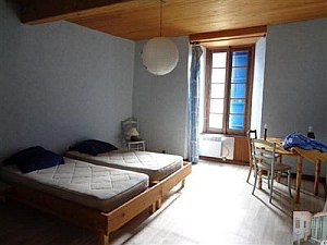 shared self catering and simple living holidays in the Pyrenees mountains.