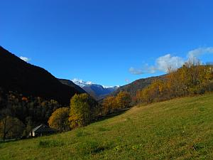 sabbatical leave in the Pyrenees mountains